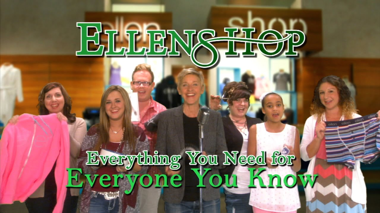 Explore the ED brand. You'll find Ellen DeGeneres's style in ED clothing, shoes, accessories, home, baby and pet collections. ED by Ellen.