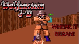 Wolfenstein 3D - The one that started it all