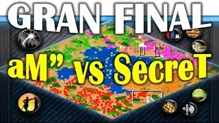 "GRAN FINAL ! aM"" vs SECRET ! Torneo Doubles 3000 U$D"