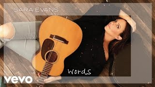 Sara Evans Words