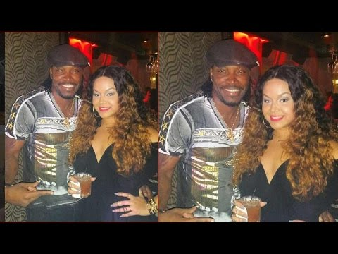 Chris Gayle names her baby girl 'Blush', Here's the secret behind this name