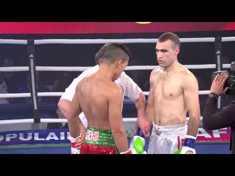 Morocco Atlas Lions v Algeria Desert Hawks - World Series of Boxing Season V Highlights