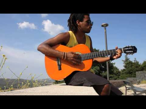 Freddy Strings  - Bob Marley - Redemption Song  - Cover video