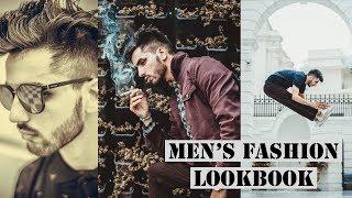 Men's LookBook 2018 | Men's Fashion | Rawxel FIlms