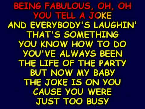 Eagles - Being Fabulous