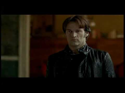 FOR AIRDATE SEPTEMBER 12TH 2010: In the third season finale, Eric's overwhelming thirst for revenge against Russell presents a moral dilemma. Meanwhile, a frustrated Sookie gives serious considerat...