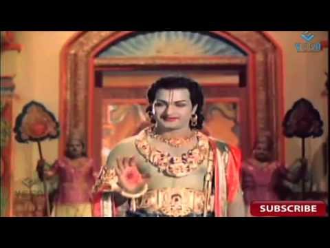 Lava Kusa - Sree raghavam,NTR,Anjali Devi
