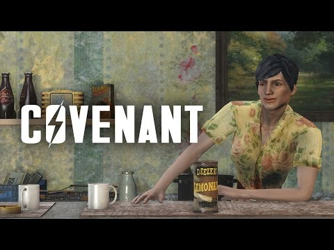 The Full Story of Covenant, the Complex, and the SAFE Test - Fallout 4 Lore