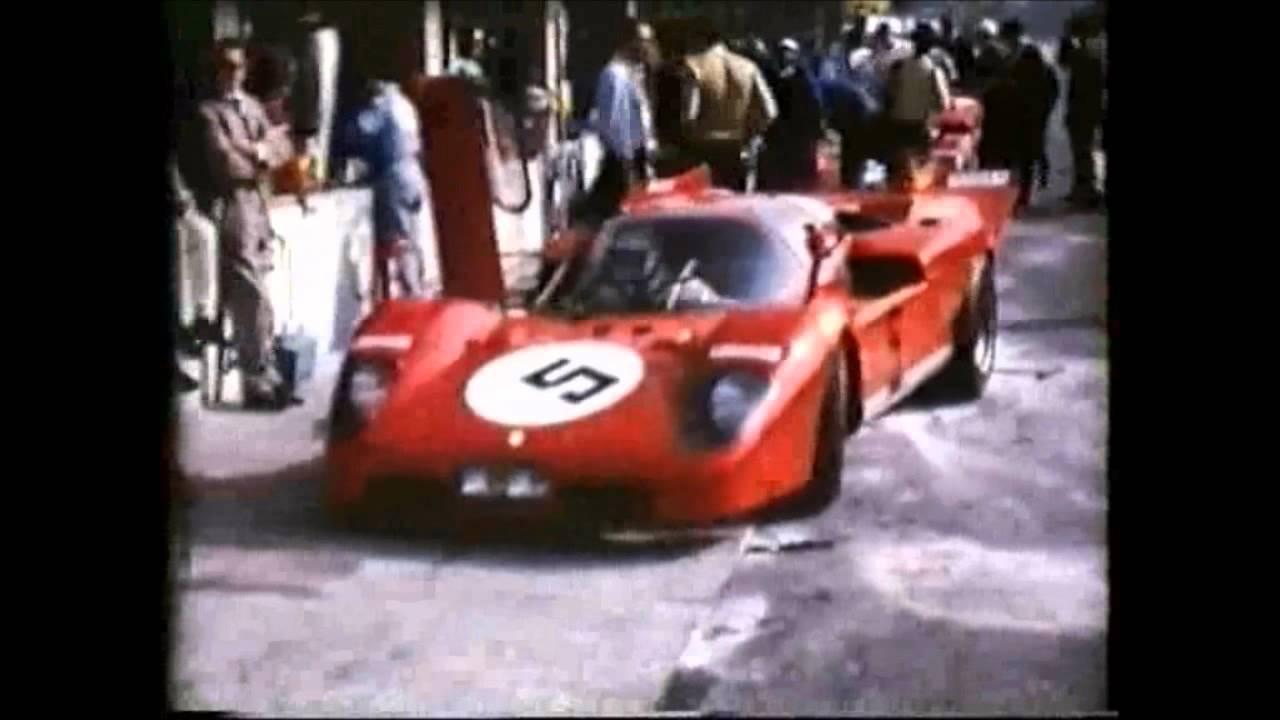 1000 Kilometres Of Monza 1970 Youtube