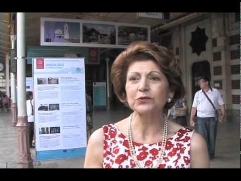 European Commissioner Androulla Vassiliou on the European Heritage Awards Ceremony