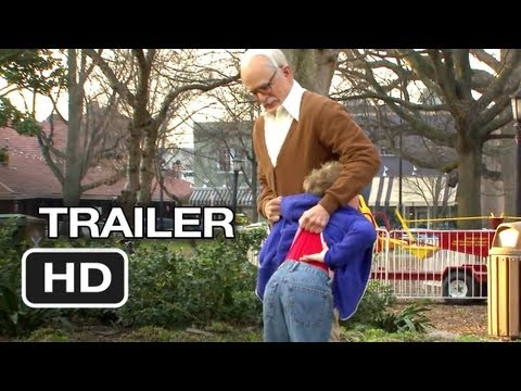 Jack Presents Bad Grandpa Official Trailer 1 2013 Jack Movie ...