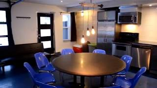 Montreal loft short term rental on St-Laurent by Stephan Deschenes
