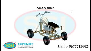 Latest final year automobile engineering projects