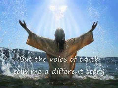 Casting Crowns - Voice Of Truth [lyrics] video
