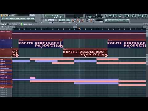 FL STUDIO PROJECT | FIREFLIES INSTRUMENTAL (DESPERADO VERSION ) [MP3 + FLP DOWNLOAD]