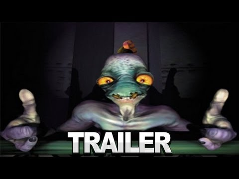 Abe's Oddysee Debut Trailer - New N' Tasty