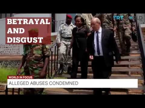 TRT World - World in Focus: French probe Central African Republic allegations, 2015, May 4