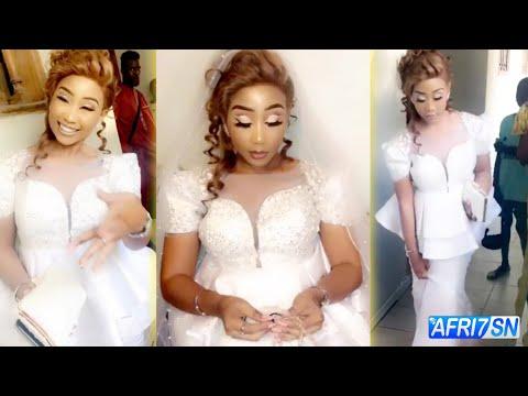 Exclusive le mariage de Alima de la série Adja