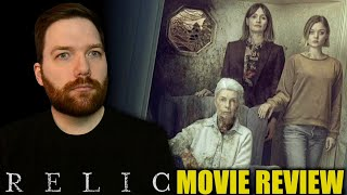 Relic - Movie Review
