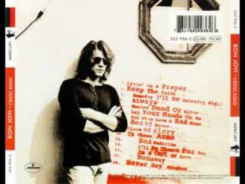Bon Jovi Cd Completo Cross Road video