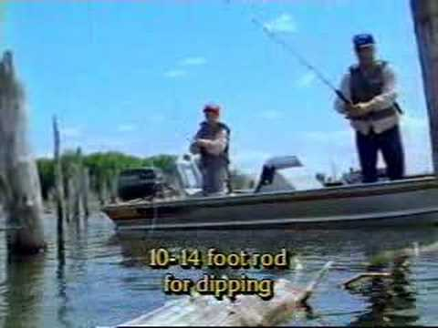 Crappie Fishing - Location/Presentation/Behavior  Pt1