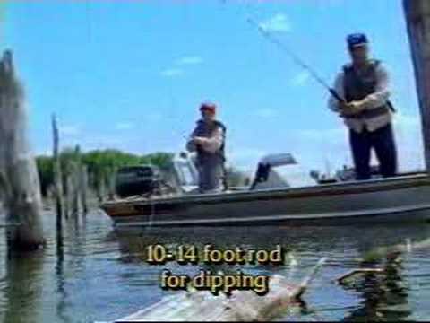 Crappie Fishing - Location/Presentation/Behavior  Pt1
