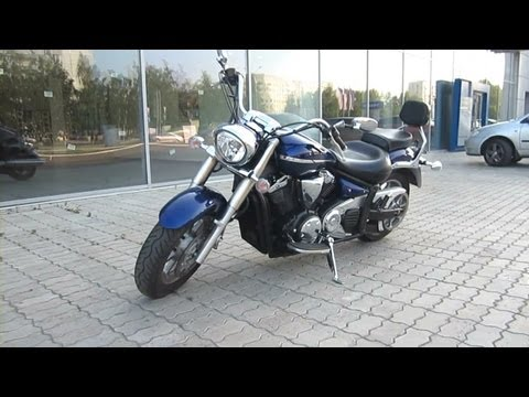 2009 Yamaha Midnight Star 1300. In Depth Tour.