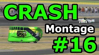 iRacing | Crash Montage | #16