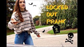 LOCKED Keys in Car Prank!! *In CEMETARY*