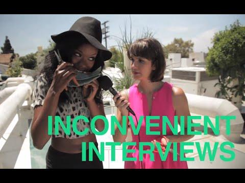 Inconvenient Interviews w/Risa: Gardening w/ Xosha Roquemore (The Mindy Project)