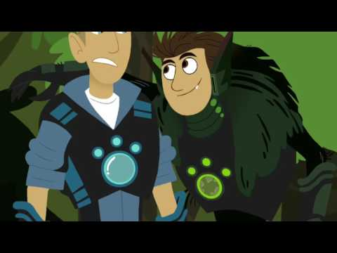 Wild Kratts Feel Like A monster