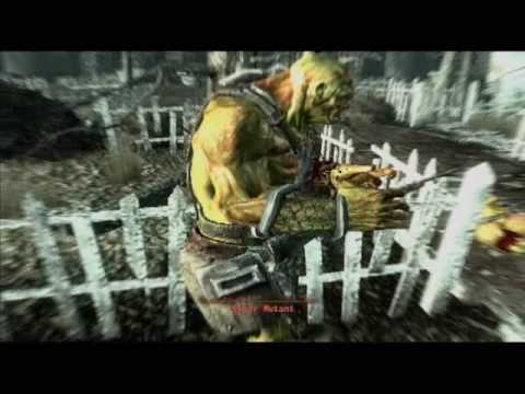 Classic Game Room HD - FALLOUT 3 for Playstation 3 part 2