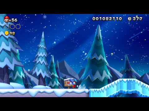 Let's Play New Super Mario Bros U Part 6: Blaubi oder Blubbi?