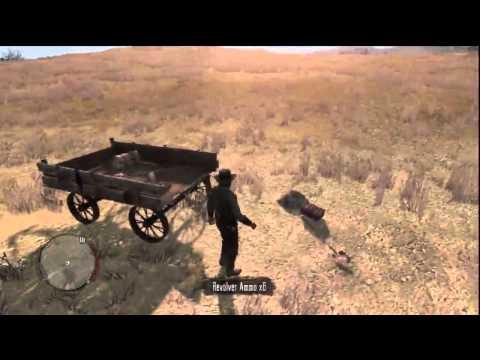Red Dead Redemption (54) Beecher's Hope: Rancher's Duties