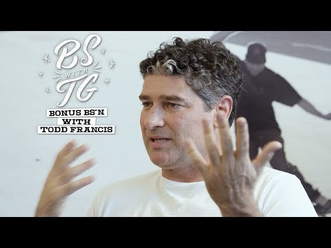 BS with TG : Bonus BS'n with Todd Francis