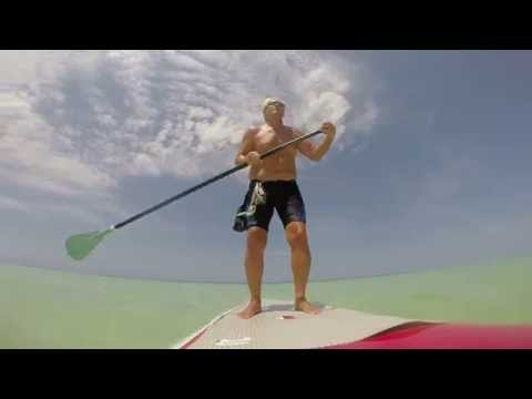 Jamaica Water Sports Stand Up Paddle Board Rentals