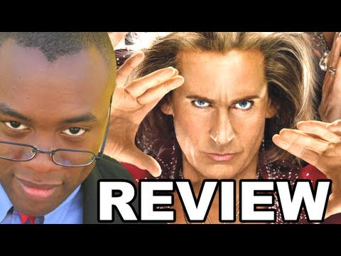 THE INCREDIBLE BURT WONDERSTONE REVIEW - Black Nerd Reviews