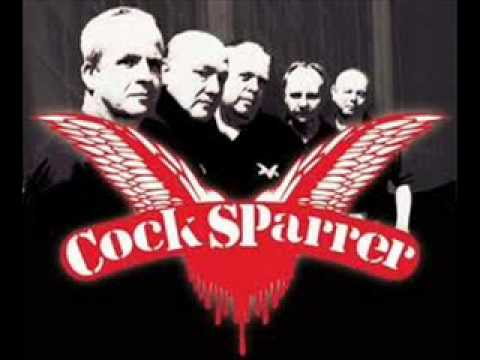 Cock Sparrer - Strip