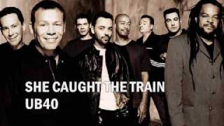 Watch Ub40 She Caught The Train video