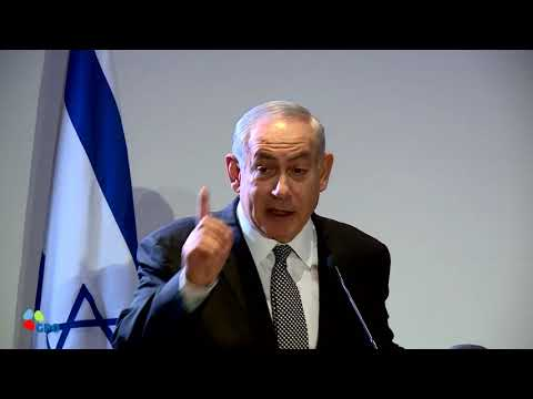 PM Netanyahu at Business Forum in Mexico City