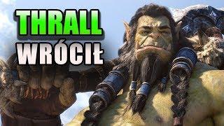"""THRALL POWRÓCIŁ! Analiza cinematica """"Safe Haven"""" (+ napisy) / World of Warcraft"""