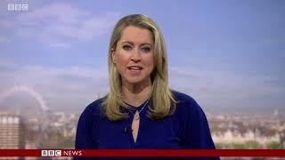 2019 January 23 BBC One minute World News