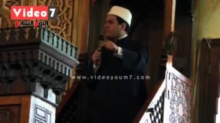 بالفيديو..مظهر شاهين: لو جاء النبى بدين داعش والإرهاب ما دخل الإسلام شخص واحد