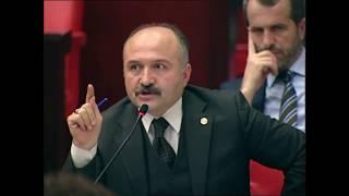 Osman Baydemir açıkça K**distan Milletvekiliyim diyor. Mecliste kimse pkk ağzıyla konuşmasın!
