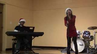 """Kirsten Fong - Singing """"Christmastime Is Here"""" (cover)"""