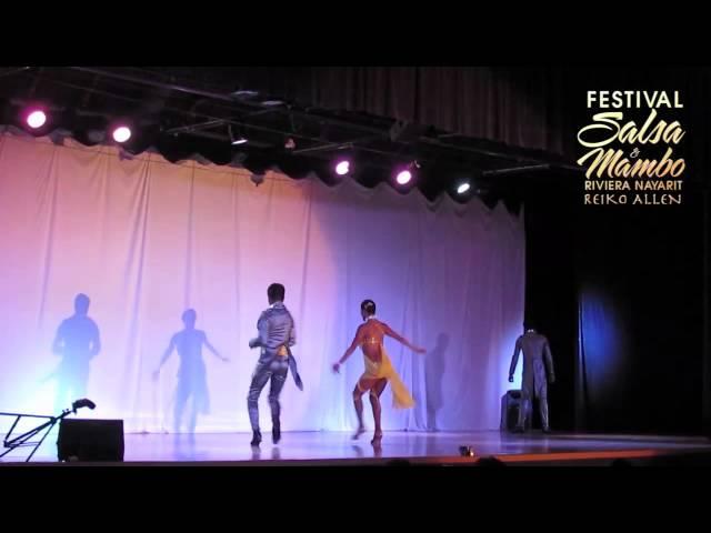 Latin Brothers Dance Company - Riviera Nayarit Salsa & Mambo Festival 2013