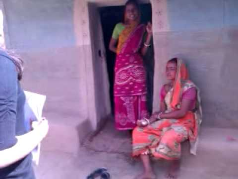 Iit Kharagpur Student,rishita Das Interviewing Some Village Ladies In Bengali.3gp video
