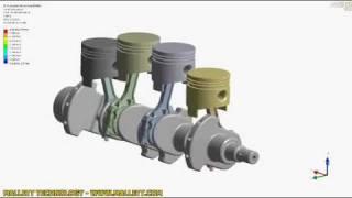 4 Cylinder Crank