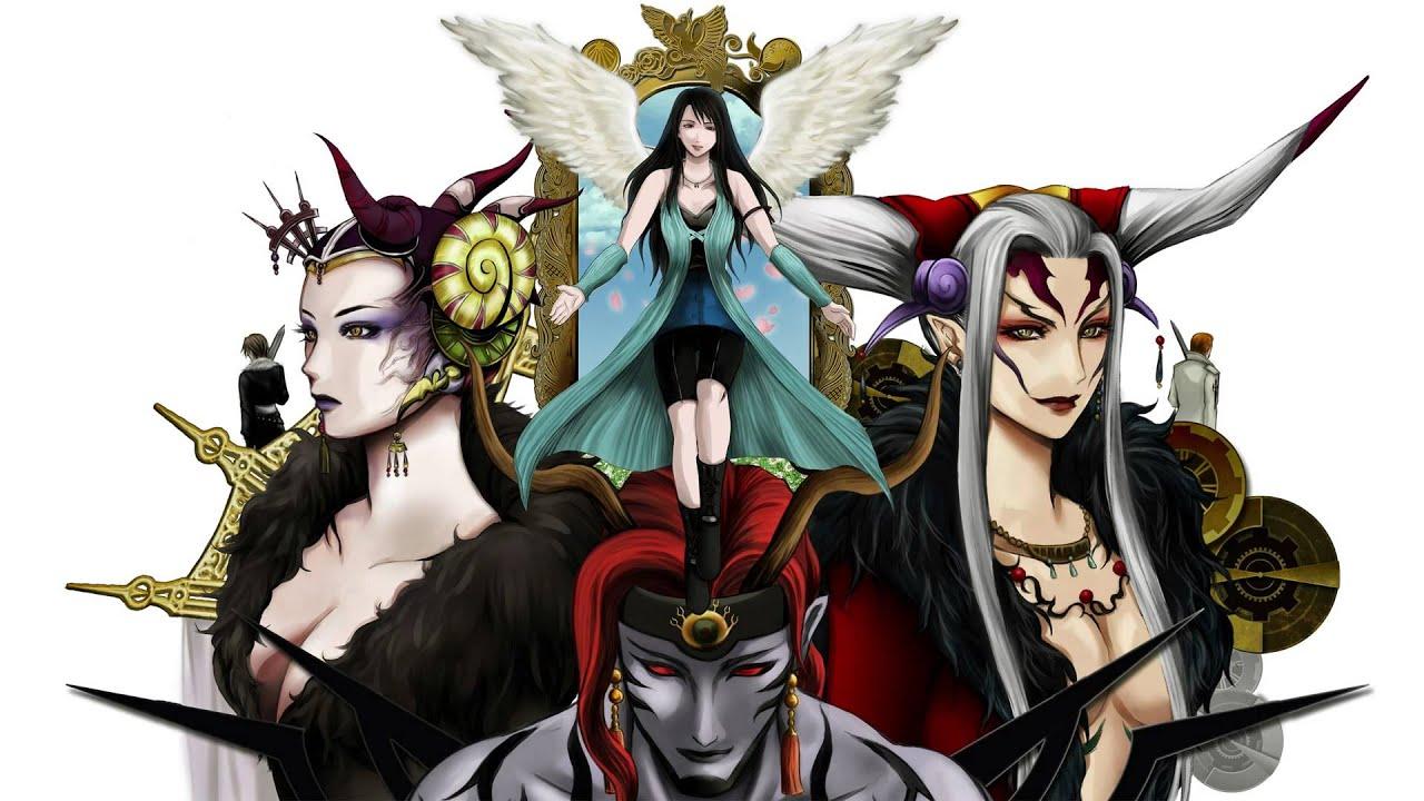 Final Fantasy Viii Remake Ps4 Final Fantasy Viii