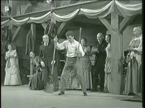 Russ Tamblyn Dancing